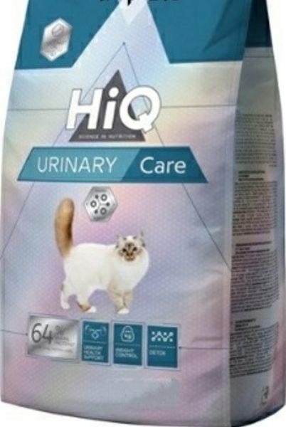"HIQ מזון משובח לחתולים יורנרי  6.5 ק""ג"