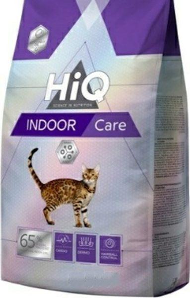 "HIQ מזון משובח לחתולים בגידול ביתי אינדור 1.8 ק""ג"