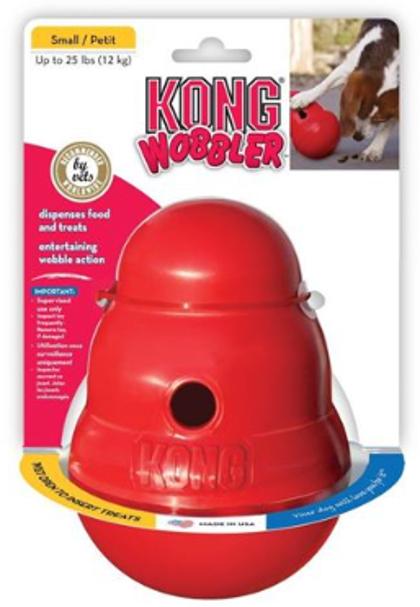 צעצוע אילוף קונג וומבלר לכלב מידה S