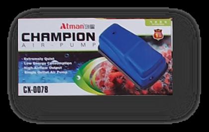 אטמן - משאבת אויר צ'מפיון דגם: CX0078