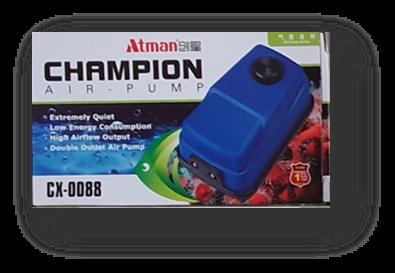 אטמן - משאבת אויר צ'מפיון דגם: CX0088